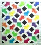 Custon Quilt in One Way or Another Patternr